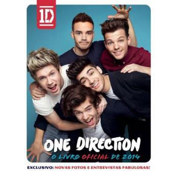 One Direction - O Livro Oficial de 2014