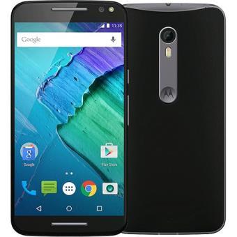 Smartphone Motorola Moto X Style (Black)