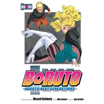 Boruto - Livro 8: Naruto Next Generations