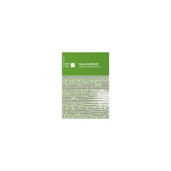 Manual UNIMARC: Formato Bibliográfico