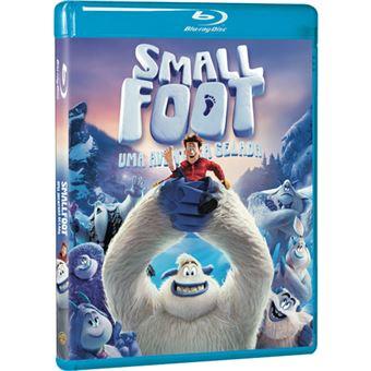 Smallfoot: Uma Aventura Gelada - Blu-ray