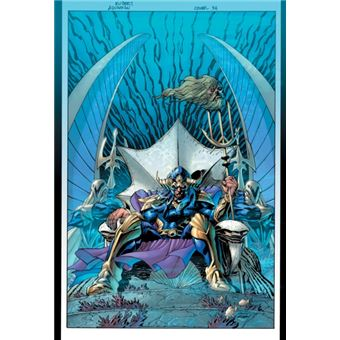 Aquaman volume 6
