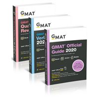 Gmat official guide 2020 bundle