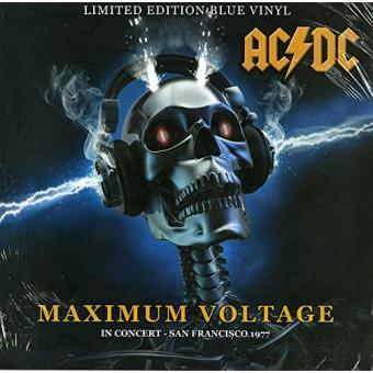 Maximum Voltage: In Concert San Francisco 1977 - LP