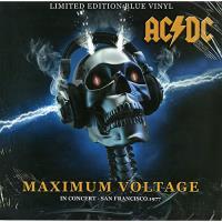 Maximum Voltage: In Concert San Francisco 1977 - LP