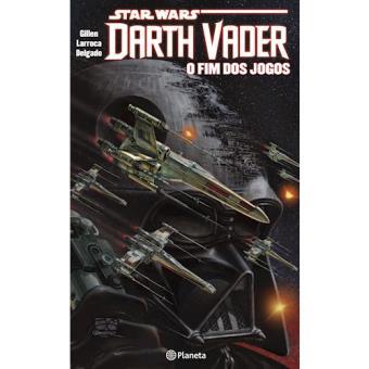Star Wars: Darth Vader - Livro 4: O Fim dos Jogos