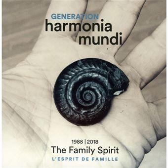 Generation Harmonia Mundi 2: The Family Spirit - Box Set - 18CD