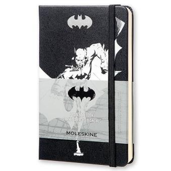 Moleskine: Caderno Batman Liso Bolso
