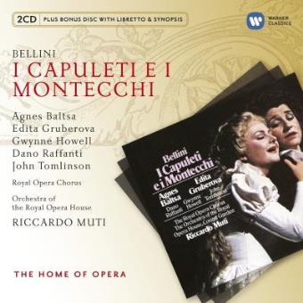 Bellini | I Capuleti e I Montecchi (2CD)