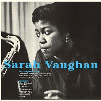 Sarah Vaughan - LP Blue 180gr Vinil 12''