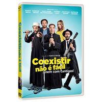 Coexistir Não é Fácil - DVD
