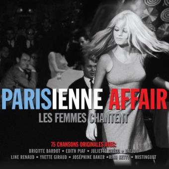 Parisienne Affair - Les Femmes Chantent (3CD)
