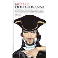 Mozart: Don Giovanni - CD + Livro