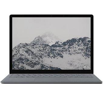 Microsoft Surface Laptop - Platina - Core i5   128GB   8GB