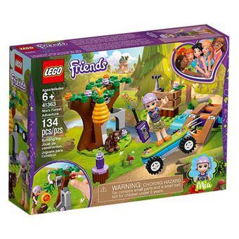 LEGO Friends 41363 A Aventura da Mia na Floresta