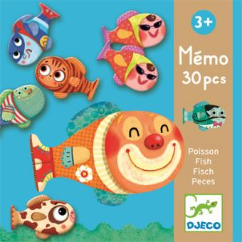 Memo - Peixes