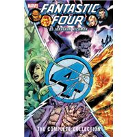 Fantastic four by jonathan hickman: