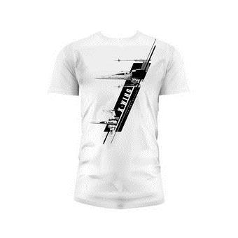 T-Shirt-Star Wars-X-Wing (XL)