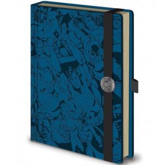 Caderno Liso DC Comics Originals A5