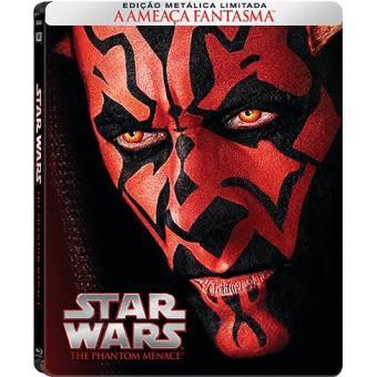 Star Wars I: A Ameaça Fantasma - Edição Caixa Metálica