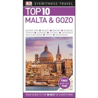 Eyewitness Top 10 Travel Guide - Malta and Gozo