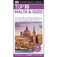 Eyewitness Top 10 Travel Guide - Malta and Gozo