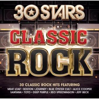 30 Stars: Classic Rock (2CD)