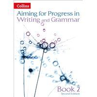 Progress in Writing Grammar - Book 2