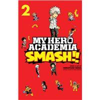 My hero academia smash!! 2