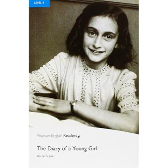 Pearson English Readers Level 4 -The Diary of a Young Girl