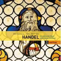 Handel | Dixit Dominus & The ways of Zion do mourn (2CD)