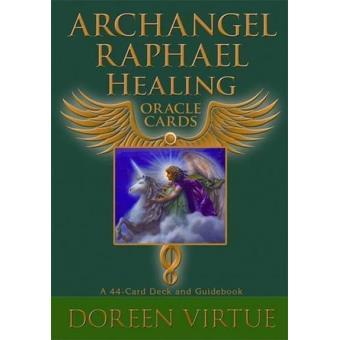 Archangel Raphael Healing Oracle Cards