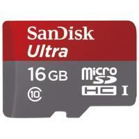 Sandisk microSDHC Ultra 16GB
