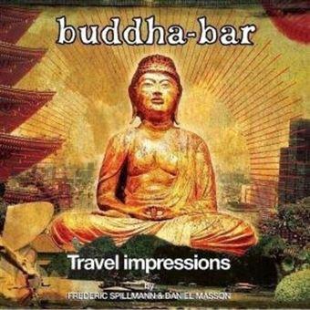 Buddha-Bar: Travel Impressions - CD + DVD