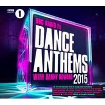 BBC Radio 1 Dance Anthems 2015 (2CD)