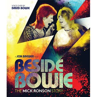 BSO Beside Bowie: The Mick Ronson Story  - Blu-ray