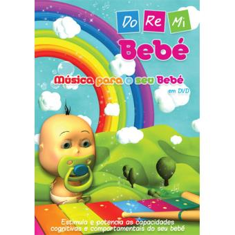 Do Re Mi Bebé - Música para o Seu Bebé (DVD)