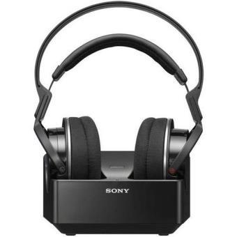 Sony Auscultadores Sem Fio MDR-RF855BK (Preto)
