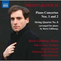 Shostakovich | Piano Concertos N.1 & 2