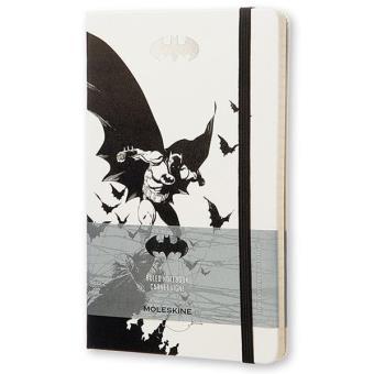 Moleskine: Caderno Batman Pautado Grande