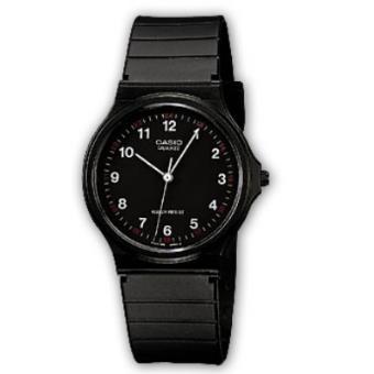 Casio Relógio Collection MQ-24-1BLLGF (Preto)