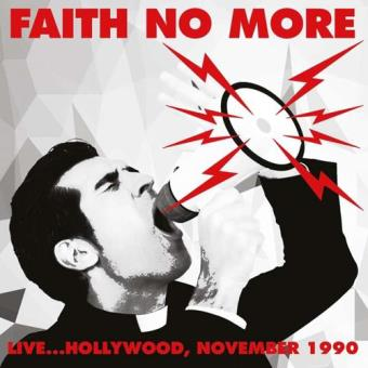 Live...Hollywood, November 1990