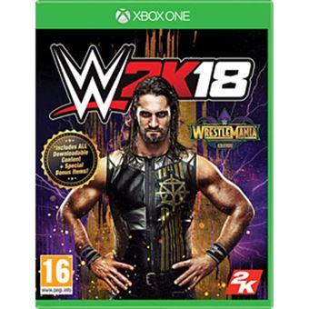 WWE 2K18 Wrestlemania - Xbox One