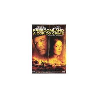 Freedomland: A Cor do Crime - DVD