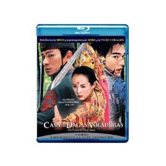 Shi Mian Mai Fu (La casa de las dagas voladoras)