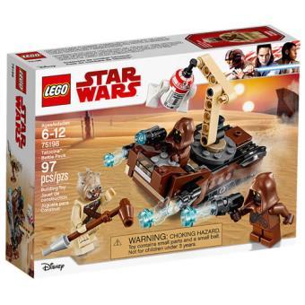 LEGO Star Wars 75198 Pack de Batalha de Tatooine