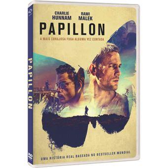 Papillon - DVD