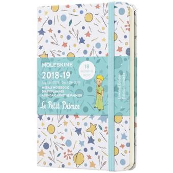 Agenda Semanal 18 Meses 2018-2019 Moleskine Le Petit Prince Bolso