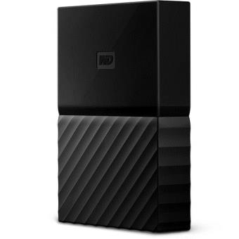 Disco Externo Western Digital My Passport 2,5'' para Mac OS - 4TB - Preto
