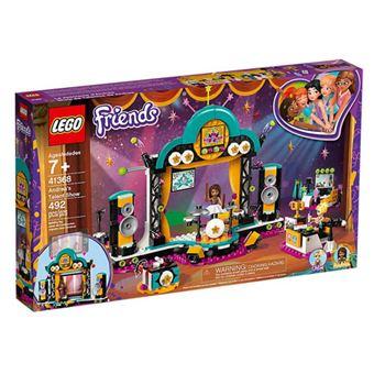 LEGO Friends 41368 O Show de Talentos da Andrea
